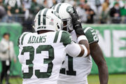 LSU tip drill: Morris Claiborne scores first NFL pick-6 on pass tipped by Jamal Adams