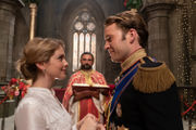 'A Christmas Prince: The Royal Wedding': A cheesy but cheerful example of Netflix's Christmas movie binge
