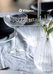 Vitamix chef shares five tips for Mother's Day, spring menus (photos, recipes)