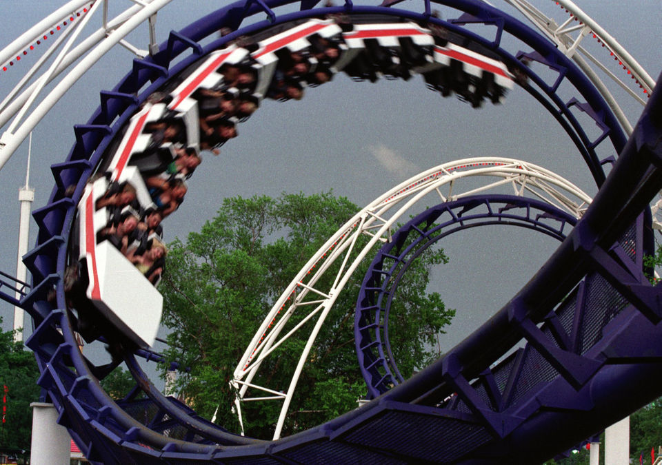 'Always Cedar Point': Former park GM recounts four decades of coaster hills, midway thrills in new book