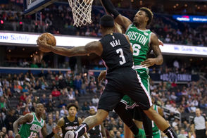 WASHINGTON D.C. -- The Boston Celtics defeated the Washington Wizards 130-125 in overtime on Wednesday, extending their winning streak to seven games. Here are 10 things we learned.