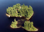 Private island on the market for $499,000