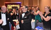 Red, White and Blue Masquerade: Military heroes saluted