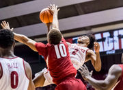Take a look back at the Tide's wild basketball season
