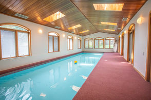 House of the Week: Split-level home in Salina includes indoor pool