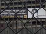 Provocative gun control billboard in Boston features Parkland shooting victim Joaquin Oliver