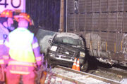 1 dead in pickup truck-train crash in Lehigh Valley