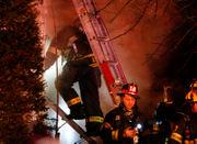 3 firefighters injured, 2 burned, in Bethlehem Twp. blaze
