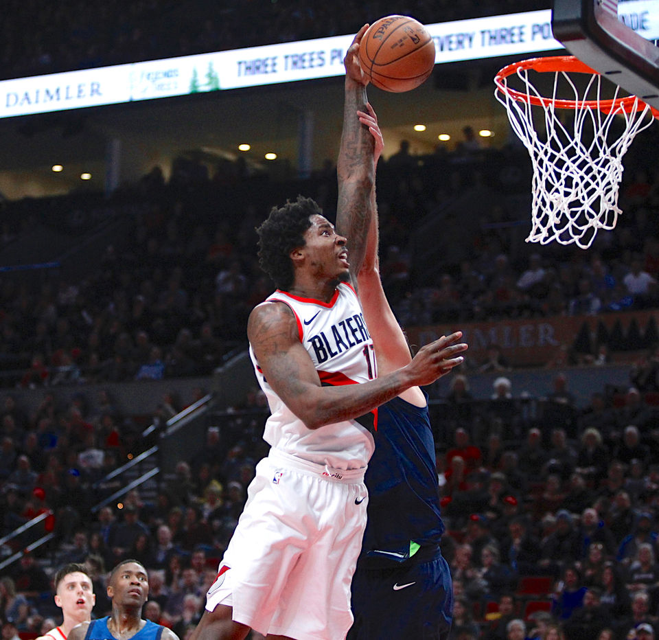 Blazers Oregonlive: Ed Davis Leaves Portland Trail Blazers For Brooklyn Nets