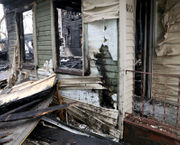 No injuries in Cleveland fire that destroyed one Tremont home, damaged two others