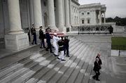 'America was always great': Meghan McCain rebukes Trump at John McCain's service