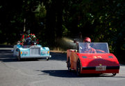 Thousands swarm Mt. Tabor for 21st Portland Adult Soapbox Derby