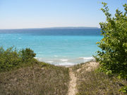 Michigan's beautiful Manitou Islands in one succinct (and silly) guide