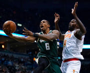 Eric Bledsoe only state player advancing to NBA playoffs
