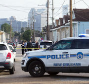 Violence plagues Christmas Day in New Orleans, with 5 shot and 5 robberies