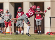Alabama practice report: Top LB seen at different spot