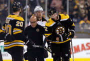 Boston Bruins injuries: Recapping a season's worth of bumps & bruises for the Black & Gold