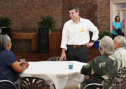 During Brewton stop, Democrats talk about party's 'organic' energy in rural Alabama