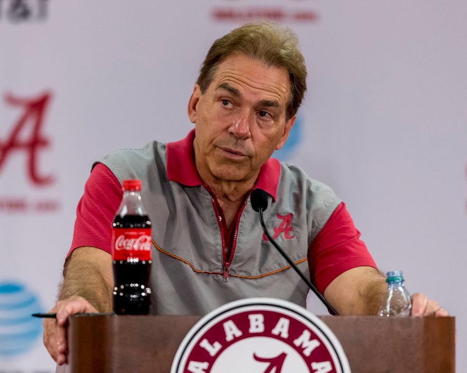 Nick Saban talks injuries, reviews second Alabama scrimmage