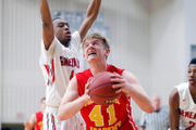 Moravian Academy basketball ends historic year with admirable PIAA effort