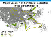 State seeks firms for multiple restoration projects in Barataria Basin