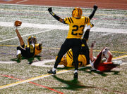 Freedom football knocks Parkland off its throne in District 11 semifinals