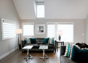 Cool Spaces: Contemporary Beachwood townhouse is cozy fit for the Thompson family