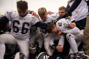 GREENVILLE - Unity Christian's football team is headed to its first state championship game in program history after defeating previously unbeaten Saginaw Swan Valley 14-7 Saturday afternoon at Greenville High School. The Crusaders (11-2) will play Portland (13-0) in next Saturday's 4:30 p.m. Division 5 state championship game at Ford Field in Detroit. Check out how the game unfolded in the slideshow below.