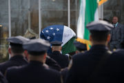 A poignant NYPD tribute to young cop who unexpectedly died