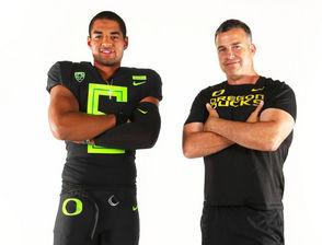 5-star QB D.J. Uiagalelei on his unofficial visit to Oregon