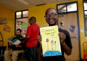 Cleveland kids create superheroes that would help the city (photos)