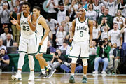 Michigan, Michigan State separated by just a few points in latest AP poll