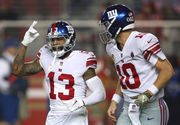 Can Giants really run the table on '8-game season?' | '1 percent chance to get in the playoffs? I'll take it'