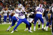 Buffalo Bills trade AJ McCarron