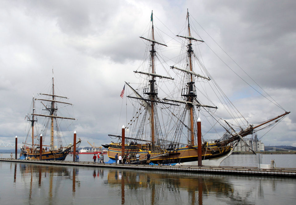 Tall ships returning to the Oregon coast in May | OregonLive com