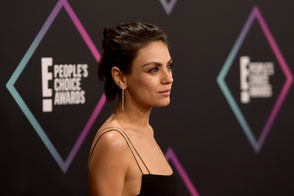Celebrities walk the red carpet at the 2018 People's Choice Awards.