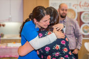 Parents of Holyoke girl who died of rare cancer coordinate extraordinary 'thank you' for Baystate Children's Hospital nurses (photos)