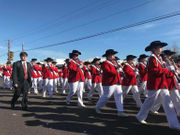 Follow the Easton Area band's Fiesta Bowl trip on Twitter