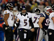 Remembering the Baltimore Ravens' 4 trips to the Championship Weekend