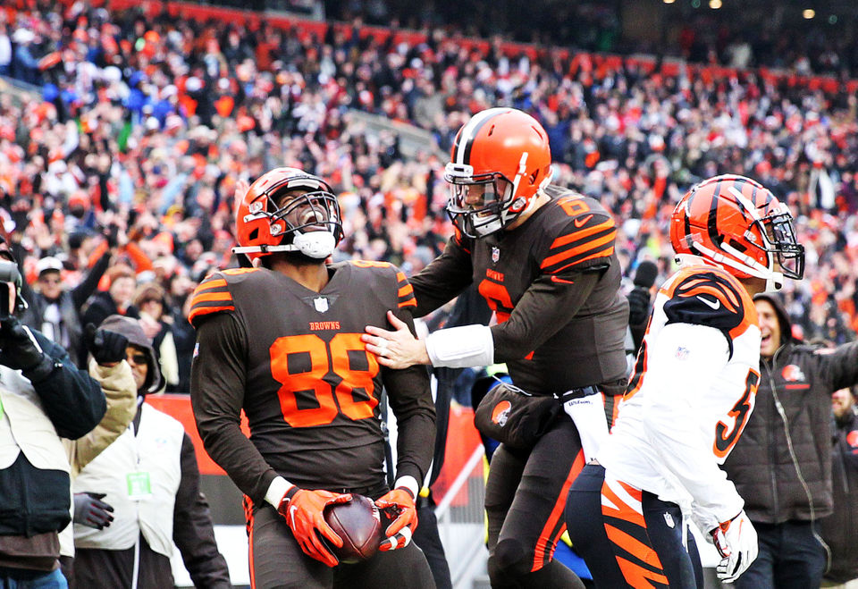 The evolution of the Browns roster continues this week: Monday takeaways