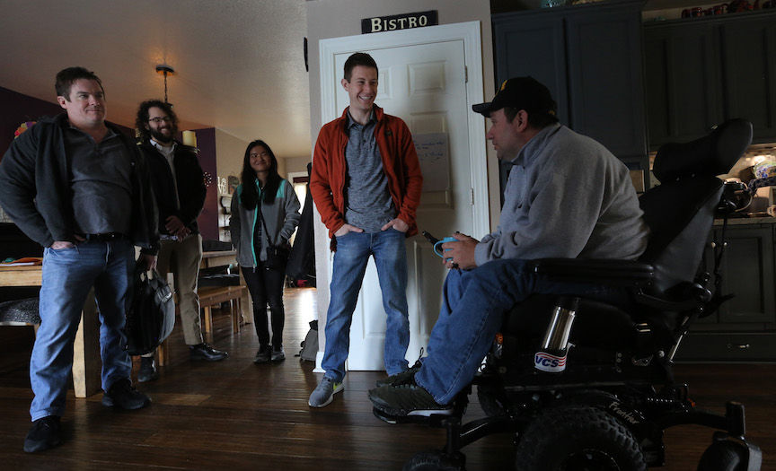 NE Ohioans collaborate to envision, build solutions for disabled vets