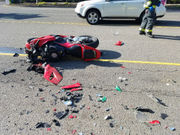 Driver arrested after leaving dead motorcyclist at Clackamas County crash scene, police say