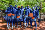 Never Nudes from 'Arrested Development' invade Philly ahead of season 5 premiere