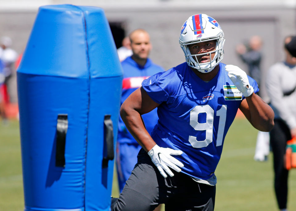 Buffalo Bills OTAs 2019: 10 things we learned about Josh Allen, Ed Oliver and more from Week 1