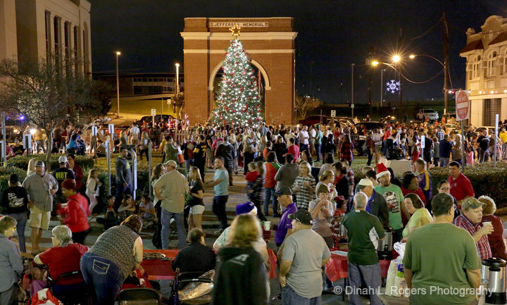 Gretna Christmas Tree Lighting and Parade 2018