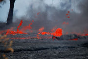 Energy wells plugged as Hawaii's volcano sends lava nearby (photos)