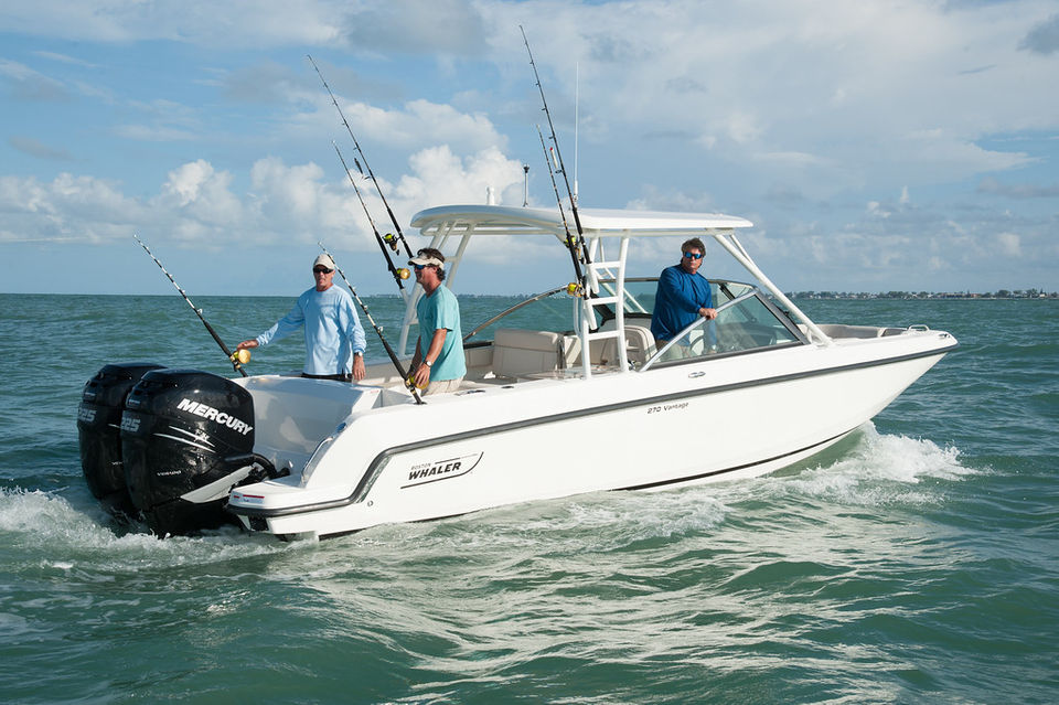 Boston Whaler is Swiss Army knife of boats: Lake Erie boat of the week