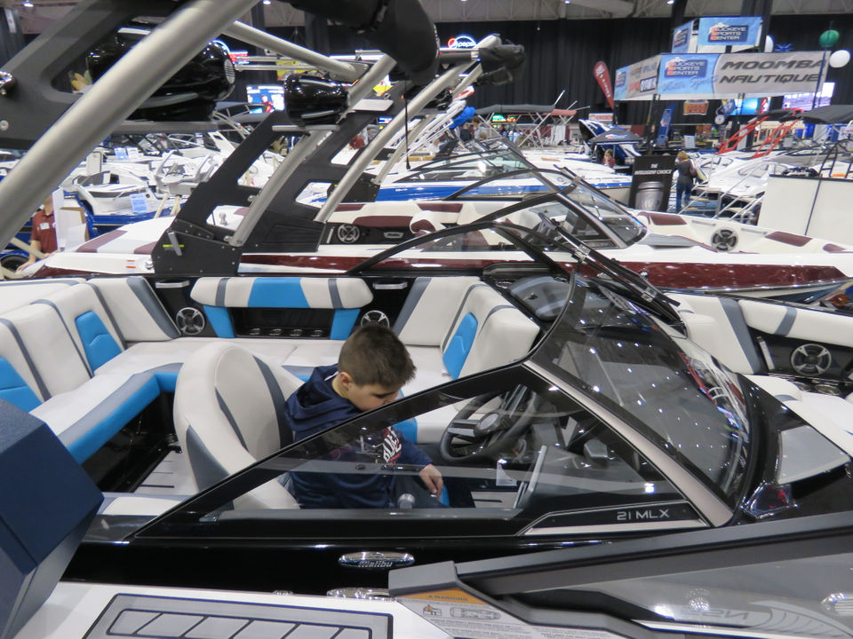 Wake boats are changing watersports: See them at the Cleveland Boat Show