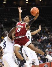 5cfaaa86c3c UMass men's basketball falls to George Washington in overtime in Atlantic  10 Tournament (photos)