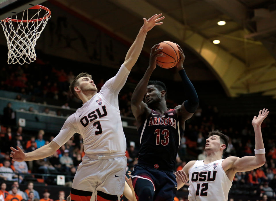 Oregon State Beavers men's basketball comeback falls short ...
